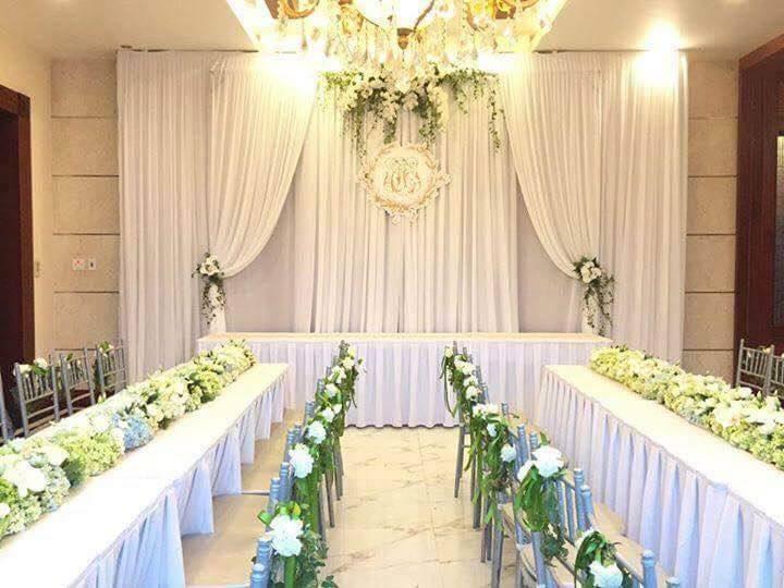 Cho thuê bàn ghế đám cưới Hà Nội