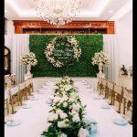 Trang trí tiệc cưới tại nhà Backdrop 14