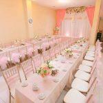 Trang trí tiệc cưới tại nhà Backdrop 15
