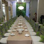 Trang trí tiệc cưới tại nhà Backdrop 17