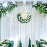 Mẫu phông đám cưới đẹp 14