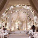 Trang trí tiệc cưới nhà hàng khách sạn