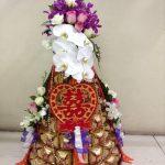 Lễ ăn hỏi 5 tráp truyền thống chè sen 5