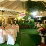 Trang trí tiệc cưới ngoài trời 3