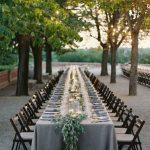 Trang trí tiệc cưới ngoài trời 10
