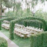Trang trí tiệc cưới ngoài trời 4