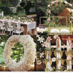 Trang trí tiệc cưới ngoài trời 7