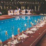 Trang trí tiệc cưới ngoài trời 11