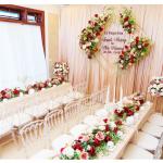 Trang trí đám cưới nhà trai 2