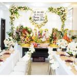 Trang trí đám cưới nhà gái 11