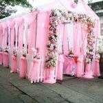 cho thuê nhà bạt đám cưới tại quận đống đa