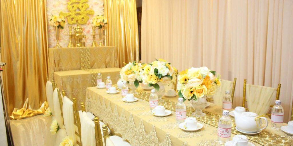 Kết quả hình ảnh cho vàng trong đám cưới venus
