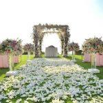 Dịch vụ trang trí tiệc cưới ngoài trời