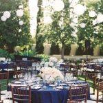 Không gian trang trí tiệc cưới ngoài trời 1