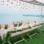 Không gian trang trí tiệc cưới ngoài trời 3