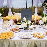 Tiệc buffet cưới ngoài trời 3
