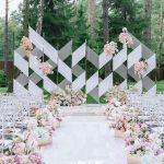 Mẫu backdrop đám cưới đẹp 3