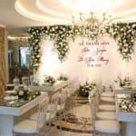 Phông cưới backdrop